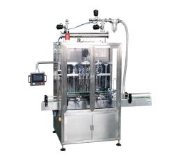 回吸式液体灌装机