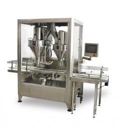 FX-Q3-S型高速自动罐装机(双排四充填)