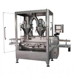 FX-Q3-D型高速自动罐装机(单排双充填)