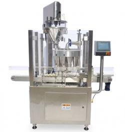FX-Q5-60型回转式罐装机