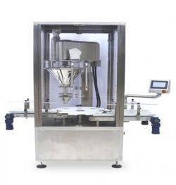 FX-Q2型星盘式单头罐装机