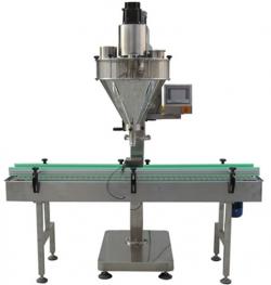 FX-Q1型直线式单头罐装机