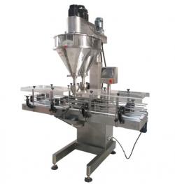 FX-Q1-S型直线式双头罐装机