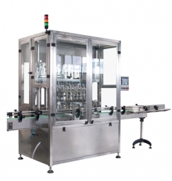 FX-AVG系列直线式重力灌装机